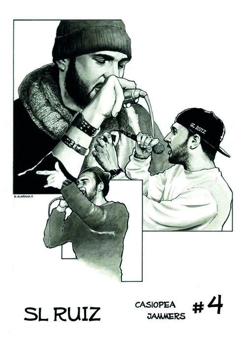 SL RUIZ - Galería ilustraciones